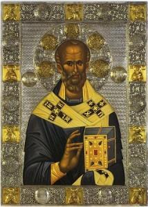 Святитель Николай Мирликийский