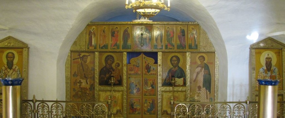 Иконостас церкви свт. Евфимия