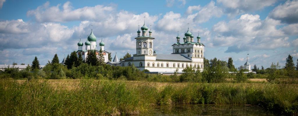 Фотографии Николо-Вяжищского монастыря